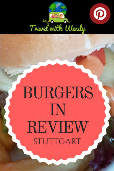 Burgers in Review - Travel with Wendy