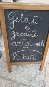 Gelato - Gelati - Ahhh Assisi