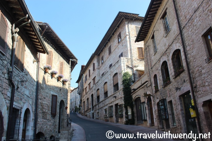 Streets of Assisi