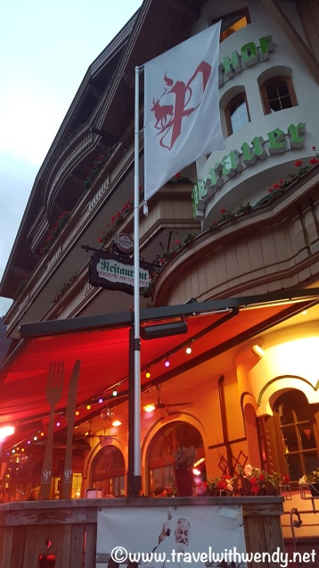 The Gasthof Perauer