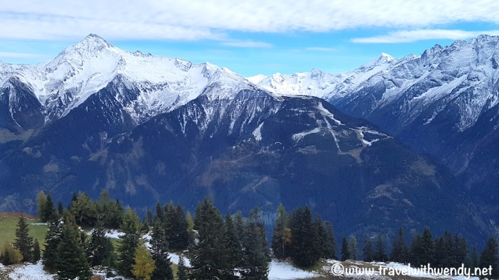 Views of the valley - Austria