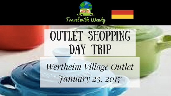 Wertheim Outlet Shopping Day