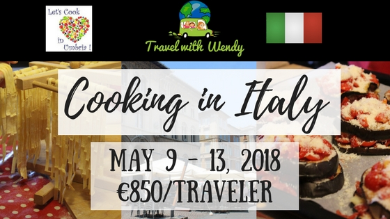 COOKINg in Italy