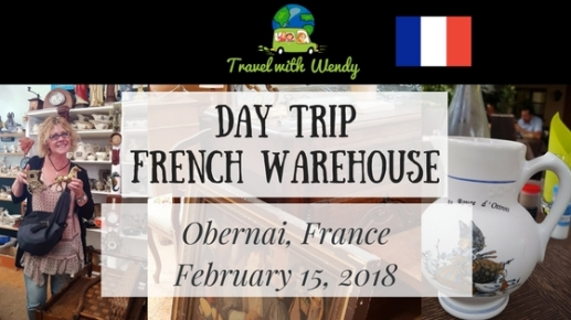DAY TRIP - French Warehouse FEB 2018