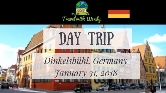 Dinkelsbuhl DAY TRIP