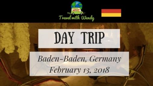FEB DAY TRIP - Baden - Baden
