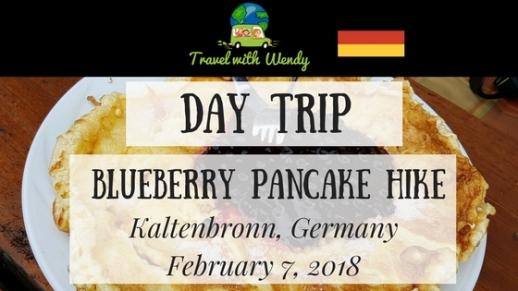 FEB DAY TRIP - Blueberry Pancake Hike