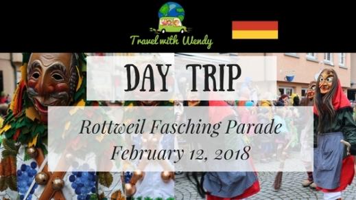 FEB DAY TRIP - Rottweil parade