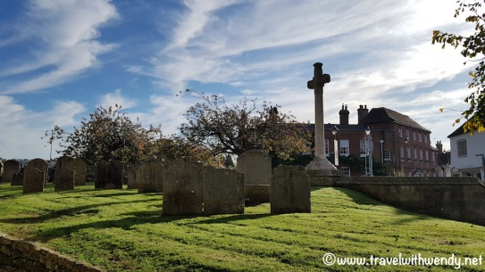 Cemetery in Petworth