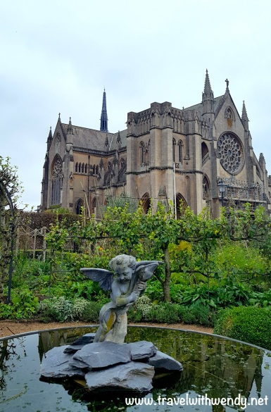 Churches and castles in Arundel
