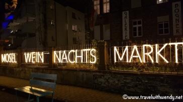 Mosel Wein Nachts Market