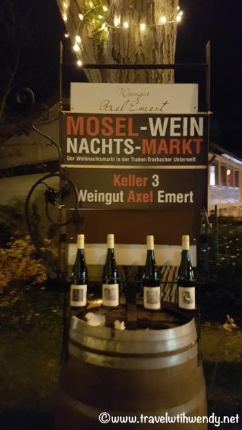 Mosel Wine Night Market