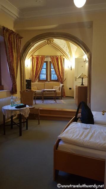Tower Room - Hotel Schloss